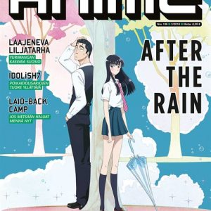 Anime tarjous
