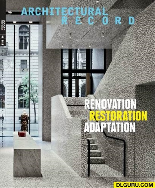 Architectural Record tarjous