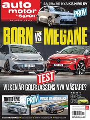 Auto Motor & Sport 6 nro lehtitarjoukset