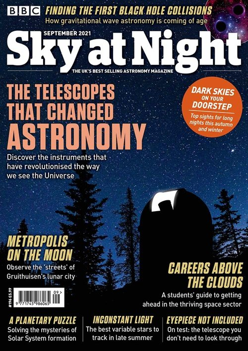 BBC Sky at Night tarjous
