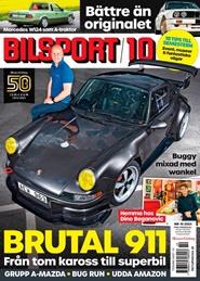 Bilsport 7 nro lehtitarjoukset
