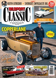 Bilsport Classic 6 nro lehtitarjoukset