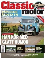Classic Motor 3 nro lehtitarjoukset