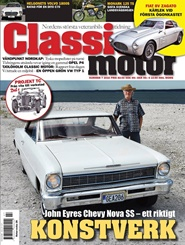Classic Motor 3 nro lehti tarjous