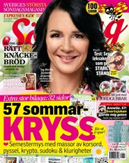 Expressen Söndag 13 nro lehtitarjoukset