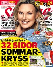 Expressen Söndag 13 nro lehti tarjous