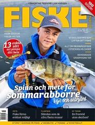 Fiskejournalen 3 nro lehtitarjoukset