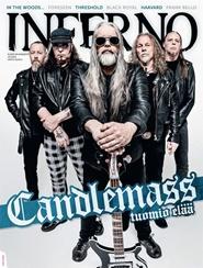 Inferno 6 nro lehtitarjoukset