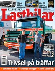 Klassiska Lastbilar 9 nro lehtitarjoukset