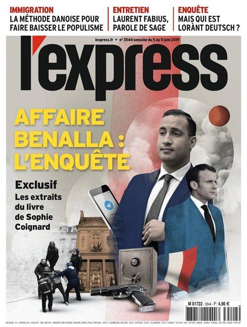 L'Express tarjous