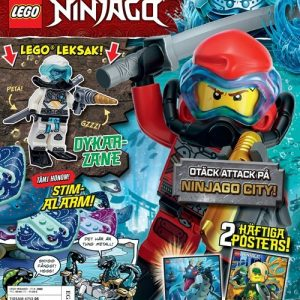 Lego Ninjago (sv) tarjous