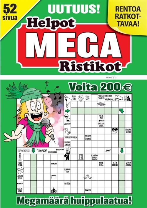 Mega Ristikot tarjous