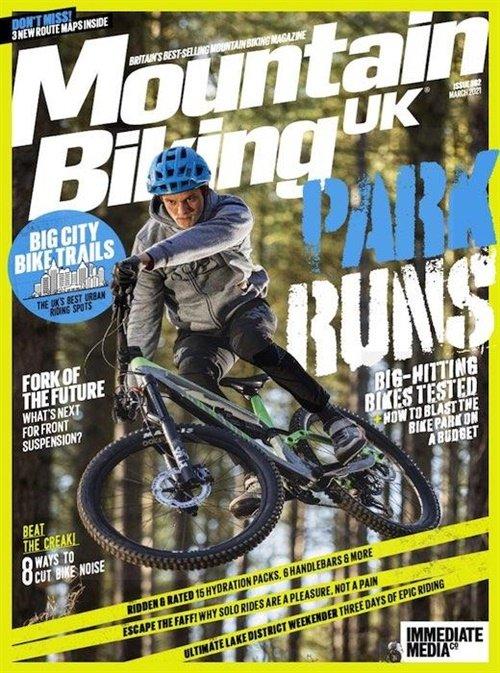 Mountain Biking UK tarjous
