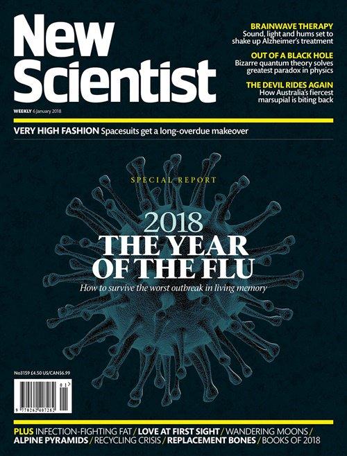 New Scientist tarjous