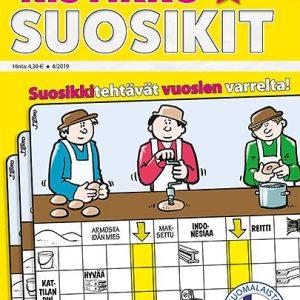 Ristikko-Suosikit tarjous