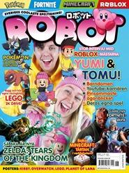 Robot 6 nro lehti tarjous
