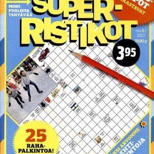 Seura Superristikkot ja Sudokut tarjous