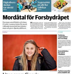 Tidningen Östnyland tarjous