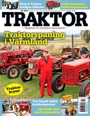 Traktor 8 nro lehtitarjoukset