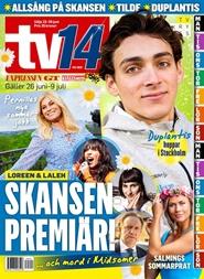 tv14 6 nro lehti tarjous