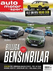 Auto Motor & Sport 6 nro lehti tarjous