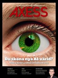 Axess 3 nro lehti tarjous