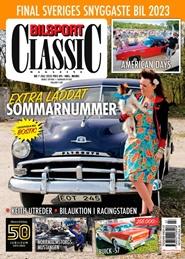 Bilsport Classic 6 nro lehti tarjous
