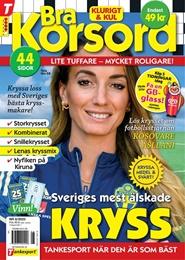 Bra Korsord 3 nro lehtitarjoukset