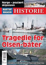 Maritimt Magasin Historie  4 nro lehtitarjoukset