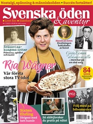 Svenska Öden & Äventyr 3 nro lehti tarjous