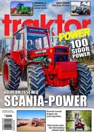 Traktor Power 6 nro lehti tarjous
