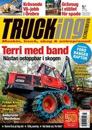 Trucking Scandinavia 6 nro lehtitarjoukset