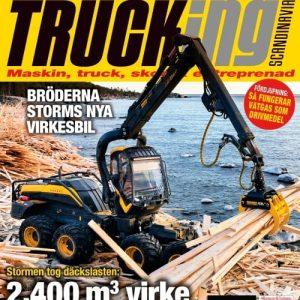 Trucking Scandinavia tarjous