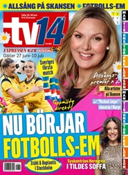 tv14 6 nro lehtitarjoukset
